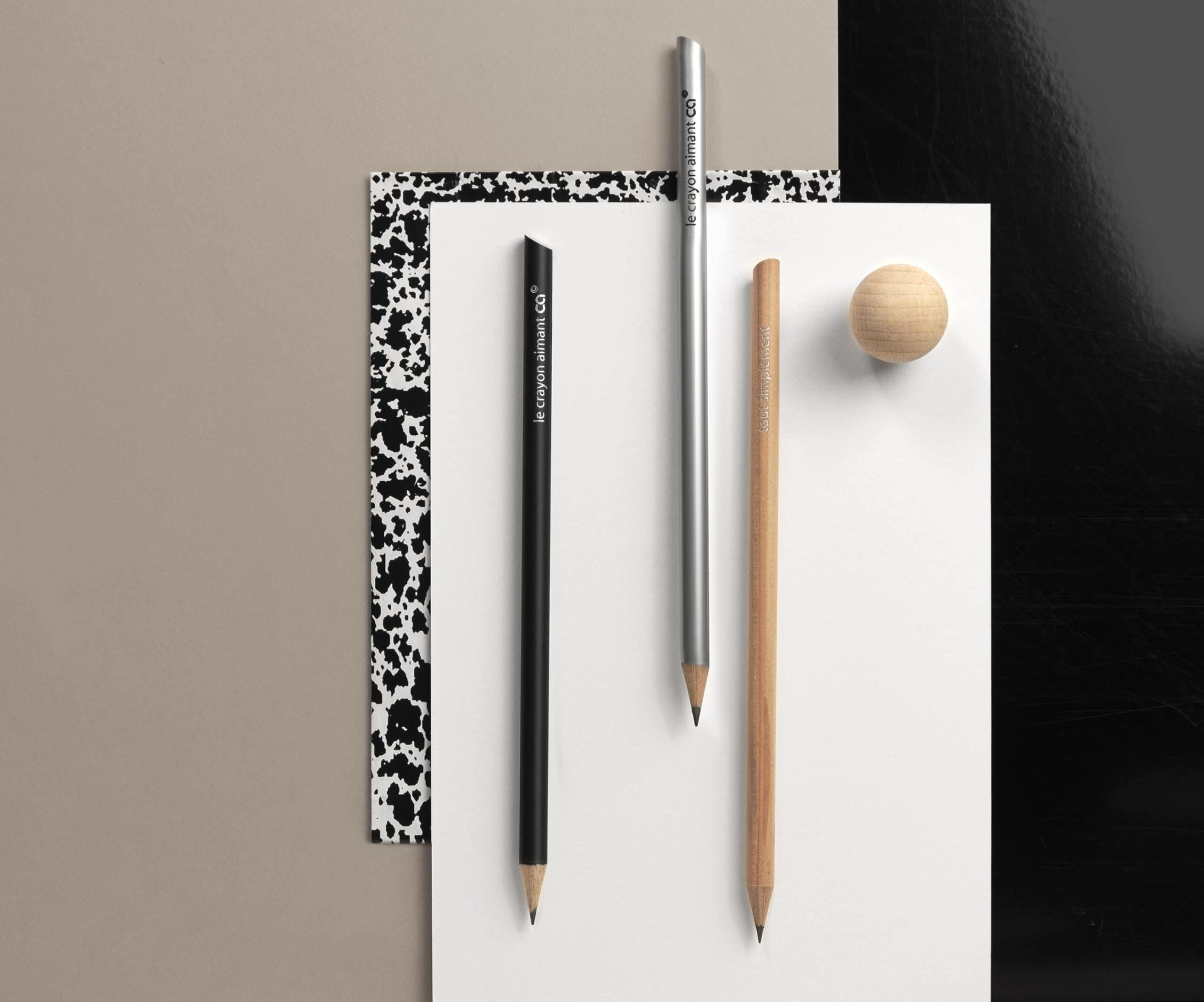 Crayon aimant